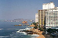 Acapulco beachside hotel