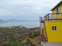 Ensenada, Baja bed and breakfast inn