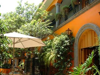 Guadalajara Hotels Casa Campos Bed Amp Breakfast Inn