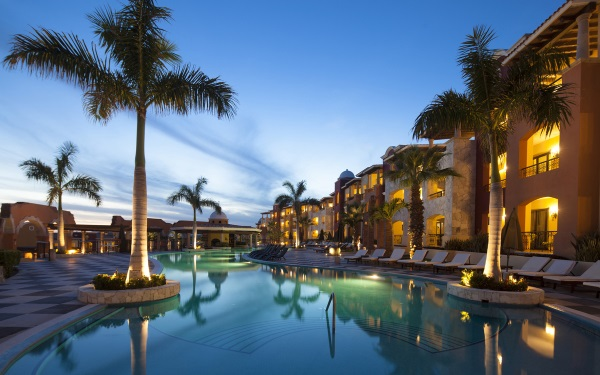 Los Cabos swimming pool