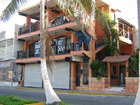 Apartment rentals on Isla Mujeres