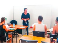 Language school in Playa del Carmen