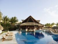 Romantic hotel in Puerto Morelos