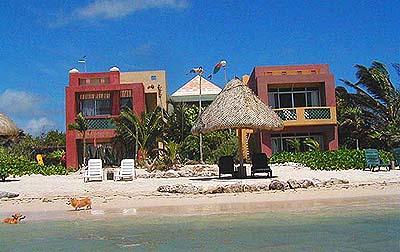 Quintana roo vacation rentals sin duda villas xcalak for Villas quintana roo