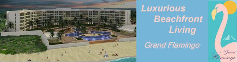 Yucatan Real Estate - Grand Flamingo Condos - Progreso